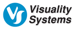 Visuality Systems Logo